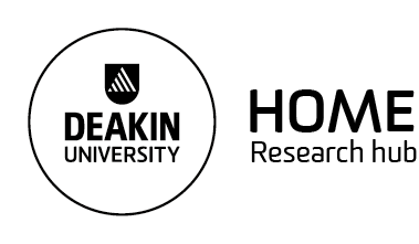 Deakin HOME Research Hub